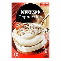 Nescafé Cappuccino (10 bags)