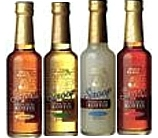 Coffee Sirup  Douwe Egberts 4 bottles