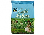 "18 Fairtrade biological coffeepods ""Cafe Natura"""