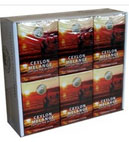NEW!! Alex Meijer tea, Ceylon Melange 6x10 bags � 2 gr, Fairtrade