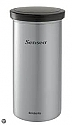 1 Brabantia Coffeepod canister with dark grey cap