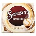8 Senseo Cappuccino Pods (1x8)