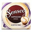 """8 Senseo """"Café Cappuccino Choco"""" (1x8 coffeepods)"""