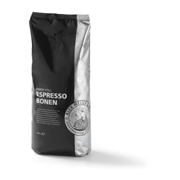 Alex Meijer coffeebeans, Forte, strong 1000 gr.