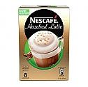 Nescafé Latte Hazelnut 8 sachets