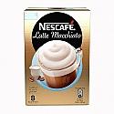 Nescafé Latte Macchiatto (8 bags)