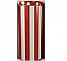 Coffeepodcanister stripe/dot in red (18 pods)
