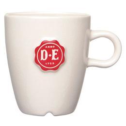 Douwe Egberts Caf� Latte Mug  (250ml)