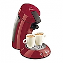 Philips coffeemachine Senseo HD6553red
