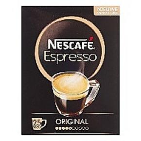 Nescafé Espresso  (25 sticks)