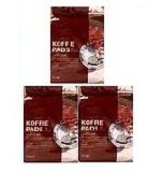 108  Alex Meijer coffeepods Dark Roast (3x36)