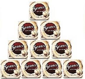 80 Senseo Cappuccino Pods (10x8)