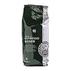 Alex Meijer coffeebeans, Chiaro, mild 1000 gr.
