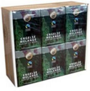 Alex Meijer tea, English melange 6x10 bags à 2 gr, Fairtrade