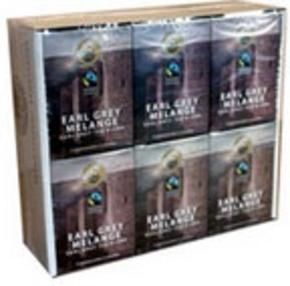 Alex Meijer tea, Earl Grey 6x10 bags à 2 gr, Fairtrade