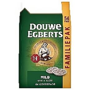D.E. Coffeepods 1x54 pods, mild