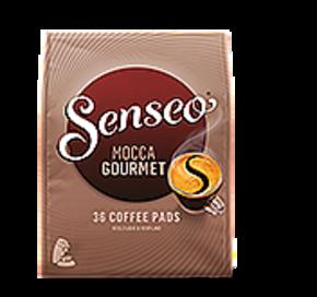 36 Senseo coffeepods Mocca 1x36