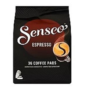 36 Senseo coffeepods Espresso 1x36