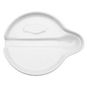 PICKWICK TEA TIP / PORCELAIN SAUCER WHITE