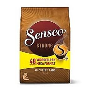 48 Senseo coffeepods Strong 1x48